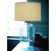 blue glass lamp magnificent blue glass table lamp glass table lamp base light blue pottery barn blue glass lamp
