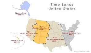 Pst To Est Chart 12 Punctual Time Zone Est