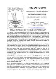 Essex Tide Chart 2017 Easterling Vol 9 No 18 June 2017 By Ivan Cane Issuu