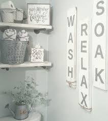 25 best ideas about farmhouse bathrooms on farmhouse bathroom wall decor