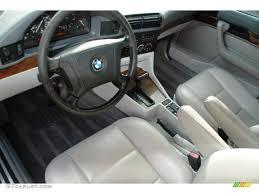 Grey Interior 1995 BMW 5 Series 525i Sedan Photo #41845357 ...