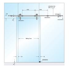 cks glass hardware cks 83a 1 sliding