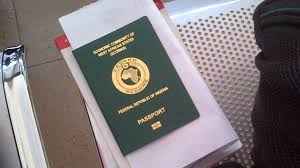 Image result for Nigerian Passport