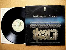 SINISTER VINYL COLLECTION THE DOORS – THE SOFT PARADE 1969