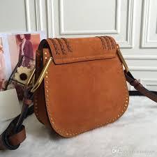 luxury women high quality cowhide genuine leather tassel cross hud bag matte leather designer purse suede 19cm and 23cm have logo patricia nash