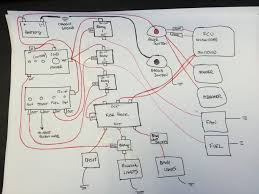 ford race car wiring diagram linkinx com Simple Race Car Wiring Schematic ford race car wiring diagram with simple images simple race car wiring diagram