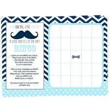 Free Printable Baby Boy Cards Free Printable Baby Boy Shower Bingo