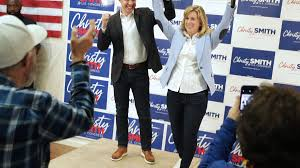 Race to replace Katie Hill in Congress appears headed to a runoff - Los  Angeles Times