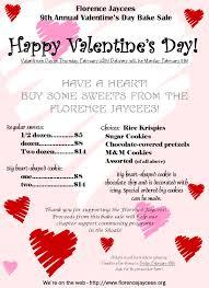 bake flyer templates cf resume valentine s day bake flyer template