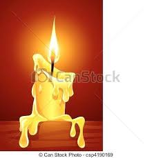 wax candle flame of burning candle with dripping wax wax candles wax candle