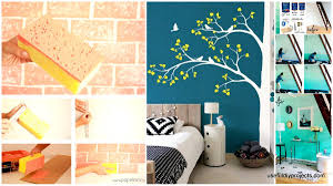 diy wall painting decor epic diy wall painting ideas to refresh your decor useful on decorating