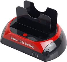 Semlos Dual Bay <b>USB</b> 3.0 IDE to SATA 1 All In 1 HDD Dock Hard ...