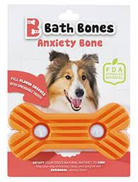 bath bones anxiety bone fda approved combats dog s anxiety during stressful events