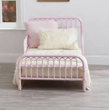 vintage metal bed frame. Fine Frame Image Is Loading ToddlerBedFrameRailBaseSetGirlsVintage With Vintage Metal Bed Frame H