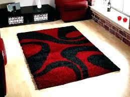 red bathroom rugs rug set bright bath mats black and outdoor highland mat gy ru impressive bright black gray red rug