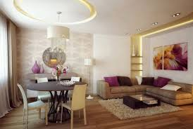Open Plan Living Room Decorating Decorating Small Apartment Design For Young Girl Brings A Feminine