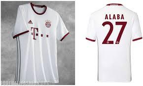 - Adidas München 17 org Bayern Fashion 2016 Kit Football League Champions Fc|Ultimate Sports Blog