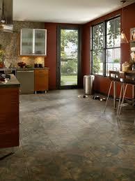Kitchen Floor Vinyl Tile Kitchen Sheet Vinyl Kitchen Flooring With Rhino Champion Argento