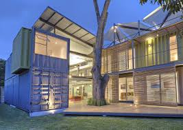Cool Cargo Crate Design Homes : Shipping Container Homes Modern House  Designs Cargo Container Homes Design