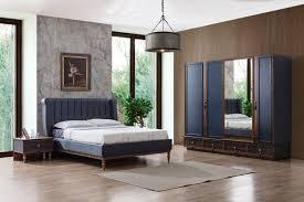 Schlafzimmer Komplett Set Varun 4 Teilig