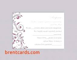 response cards template free printable response cards what is the full form of in wedding