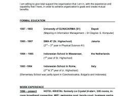 Fantastic Resume Demo Ideas Template And Example Resume Ideas