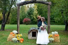 107 Best Rustic Fall Wedding Ideas Images On Pinterest  Marriage Backyard Fall Wedding