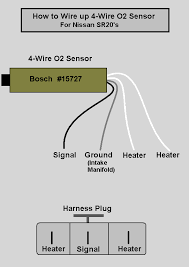 4 wire denso oxygen sensor wiring diagram on 4 images free o2 sensor wiring diagram chevy at 4 Wire Oxygen Sensor Schematic