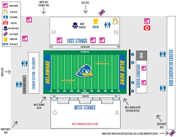 Ud Football Stadium Seating Chart Delaware Stadium Facelift Udaily