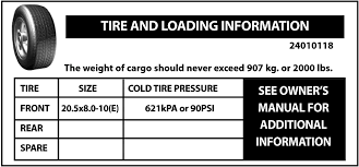 Tire Maintenance And Avoiding Tire Blow Out Felling Trailers