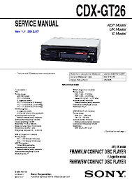 sony cdx gt26 service manual free download Sony Cdx Gt250mp Wiring Diagram cdx gt26 service manual sony xplod deck wiring diagram cdx-gt250mp