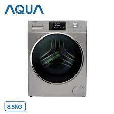 Máy Giặt Aqua Inverter 8.5Kg (AQD-DD850E.S) Lồng Ngang chính hãng, giá rẻ  nhất