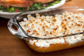 sweet potato casserole recipe with marshmallows and pecans. Exellent Potato And Sweet Potato Casserole Recipe With Marshmallows Pecans E