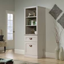 Tall Cabinet With Drawers New Grange Tall Cabinet 419281 Sauder