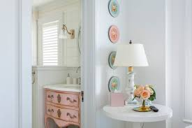 distressed decor powder room shabby chic style with white bathroom distressed paint french inspired white chic shabby french style distressed
