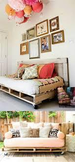 easy diy pallet sofa coffee table apieceofrainbow 4