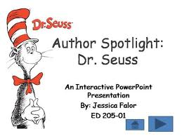 Dr Seuss Powerpoint Template - Theprettiotsmusic.com