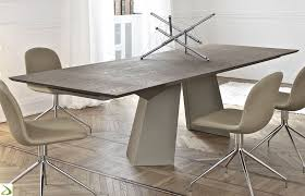 Tavoli Da Pranzo In Legno Design : Tavolo da pranzo moderno in legno triseb