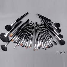 mac cosmetic whole factory off best mac 32 pieces brush set with black pouch makeup