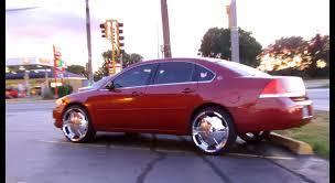 Chevy Impala on 22's - YouTube