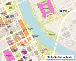 Wwe Raw Seating Chart Bridgestone Arena Bridgestone Arena Event Parking Downtown Nashville Parking