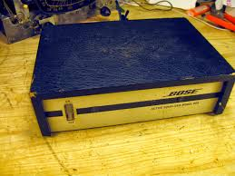 bose 800. this one\u0027s a bit nicked up, but it is piece of 40 year old pa gear. life on the road isn\u0027t kind to electronics, even ones designed for some abuse over bose 800