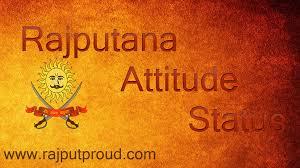 Rajput Two Line Hindi Status Rajputana Quotes Rajputana Shayri