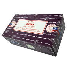 <b>Благовония Рейки Сатья серия</b> incense / Reiki Satya, цена 74.25 ...