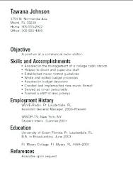 Simple Resume Exampleprin Unique Resume Template Job Basic Awesome Simple Download Indeed Jobs