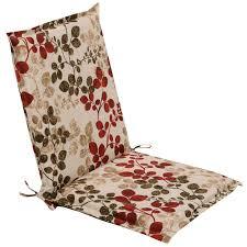 at home patio cushions sangria hinged patio cushion home depot outdoor cushions