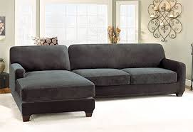 sectional covers. view details \u003e · sleek look, tailored fit. sectional covers a