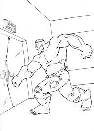 Kids who color generally acquire and use knowledge more efficiently and effectively. Hulk Color Pages Coloring Home