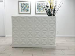 desk workstation salon reception desk for white modern sofimani office furniture beauty equipment suppliers