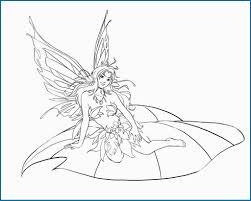 Evil Fairy Coloring Pages Amazing Evil Fairy Free Fairy Coloring